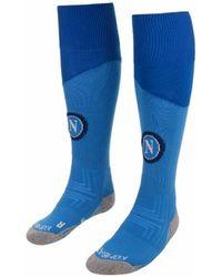 Kappa - 2017-2018 Napoli Home Socks Men's Stockings In Blue - Lyst