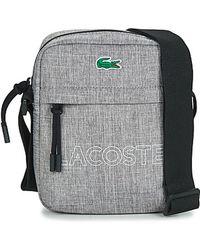Lacoste Handtaschen NEOCROC SEASONAL - Grau