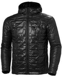 Helly Hansen Blazer Lifaloft Hooded Insulator Jacket - Zwart