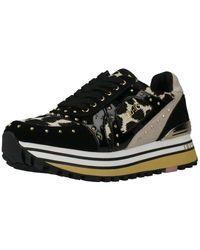 Liu Jo Lage Sneakers Wonder Maxi 13 - Naturel