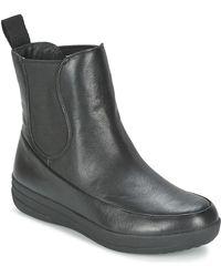 Fitflop Laarzen Ff-lux Chelsea Boot - Zwart