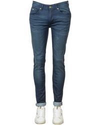 Petrol Industries Jeans - bas - Bleu