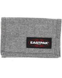 Eastpak Crew sunday grey wallet Portefeuille - Gris