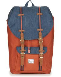 Herschel Supply Co. Rugzakken Little America - Meerkleurig