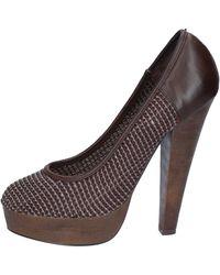 Silvian Heach AX49 Chaussures escarpins - Marron