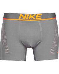 Nike Boxer ELITE MICRO - Gris
