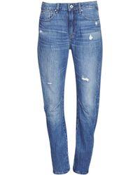 G-Star RAW Jeans ARC 2.0 3D MID BOYFRIEND - Azul