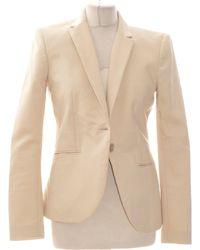 H&M Blazer 40 - T3 - L Veste - Neutre