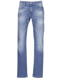 Casual Attitude Bootcut Jeans Igeral - Blauw