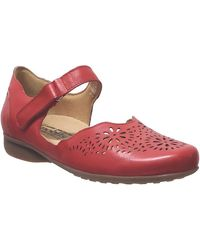 Mobils By Mephisto Florina perf Sandales - Rouge
