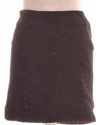Etam Jupe Courte 36 - T1 - S Jupes - Noir