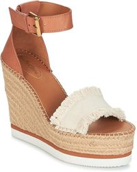 See By Chloé Espadrilles Sb28152 - Naturel