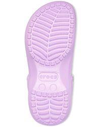 Crocs™ Zuecos 206750 - Morado