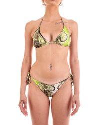 John Richmond Uwp20007co Bikini Woman Pitone - Multicolour