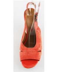 Jeannot AG433 Sandales - Rouge