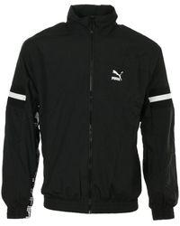 PUMA XTG Woven Jacket - Negro