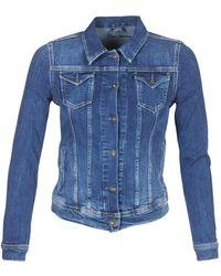 Pepe Jeans Veste - Bleu