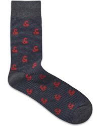 Jack & Jones Jack Jones 12157888 Elemets Socks - Red