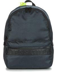 Guess Rugzakken Dan Backpack - Blauw