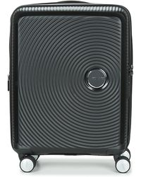 American Tourister Soundbox 55cm 4r Hard Suitcase - Black