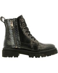 Rehab KIZZ SNA Ankle boot/Bootie Women Bottines - Gris