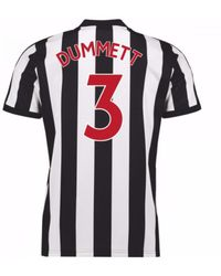 Puma Newcastle United 2017 18 Third Shirt in Black for Men - Lyst a0caa442c