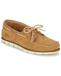 Timberland Tidelands 2 Eye Men's Loafers Casual Shoes In