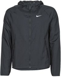 Nike M NK ESSNTL JKT Coupes vent - Noir