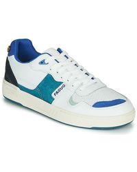 Faguo Lage Sneakers Ceiba - Wit