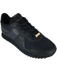 Cruyff Lage Sneakers Cosmo Navy - Blauw