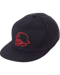 Metal Mulisha - Black Raise Fitted Cap Cap - Lyst