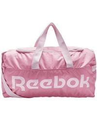 Reebok Act Core Sports Bag - Pink