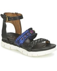 A.S.98 - Cosa Women's Sandals In Black - Lyst