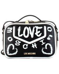 Love Moschino Schoudertas 7469236 - Zwart