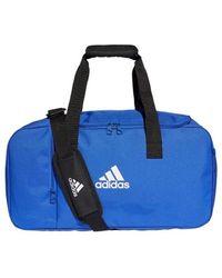 adidas Tiro Duffel Sports Bag - Blue