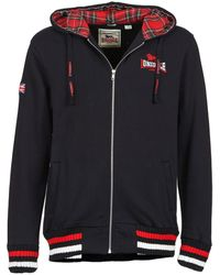 Lonsdale London Sweater Lancaster - Zwart
