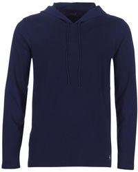 Polo Ralph Lauren Sweater L/s Hoodie-hoodie-sleep Top - Blauw