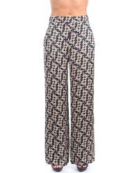 Hanita - H.P1101.2966 Culottes Femme Noir / cashà Pantalon - Lyst