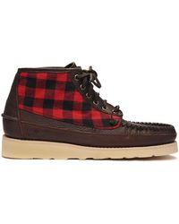 Sebago Seneca laine marron moyen SEB7001HF0901 Boots