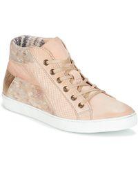 Dream in Green - Molimela Women's Shoes (trainers) In Beige - Lyst