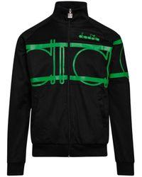 Diadora - Jacket 80s Bold Veste - Lyst