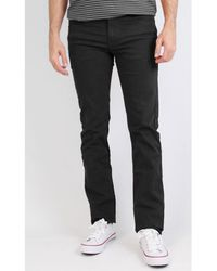 Kebello Jean 5 Poches Taille : H Noir 38 Jeans