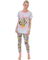 Disney Pyjama Minnie and Friend Pyjamas / Chemises de nuit - Multicolore