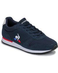 Le Coq Sportif Sneakers Matrix - Blauw