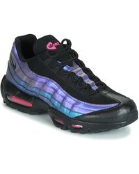 00198b7aa1 Nike Wmns Air Max 97 Premium Women's Shoes (trainers) In Black in ...