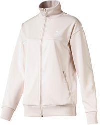 PUMA Sweater 595205 - Roze