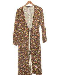 New Look Robe Longue 40 - T3 - L Robe - Noir