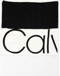 Calvin Klein Sjaal 4859797 - Zwart