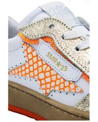 Semerdjian Basket arto 5102 Chaussures - Orange