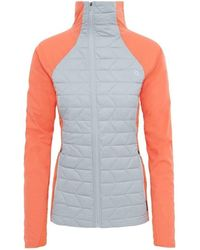 The North Face Thermoball Active Fleece Jacket - Multicolour